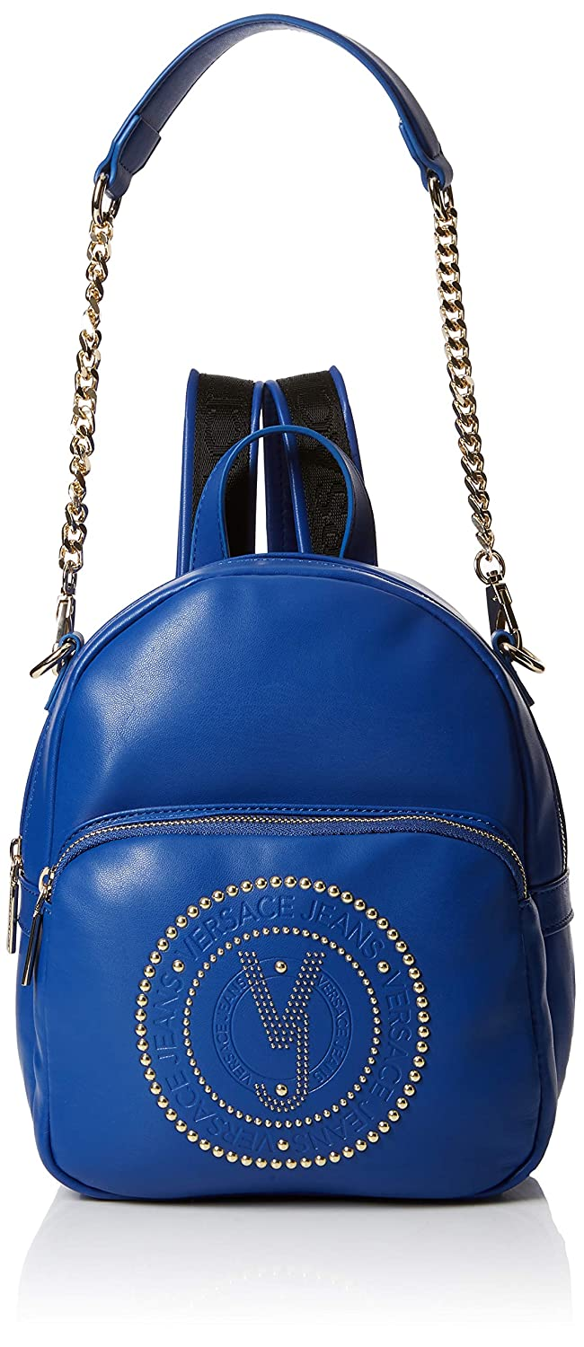 04b0e5fd9303 Amazon.com  Versace EE1VSBBR7 E202 Blue Backpack for Womens  Shoes