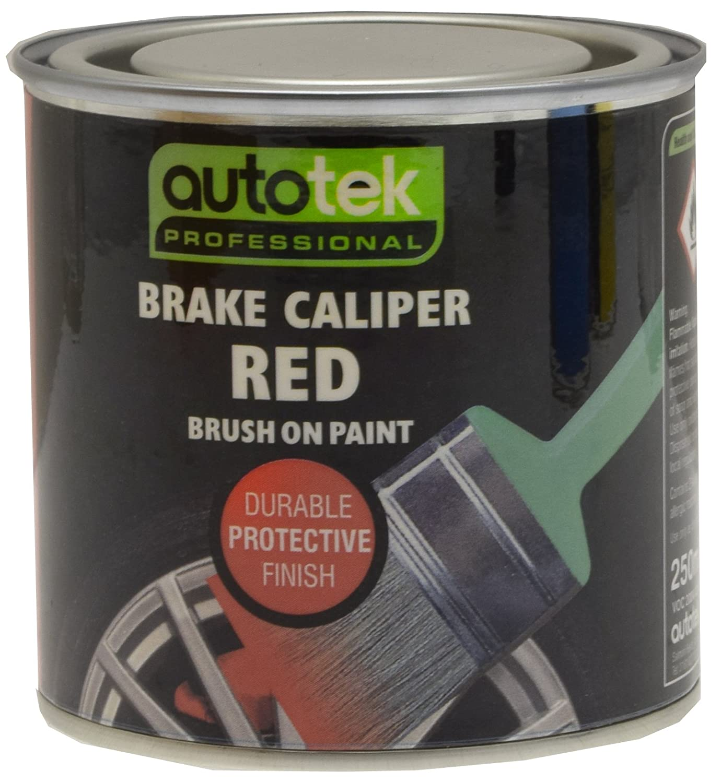 Caliper paint chop whatcha think page 2 mustangforums com - Autotek Atoocalr250 Tin Brake Caliper Brush On Paint 250 Ml Red Amazon Co Uk Car Motorbike
