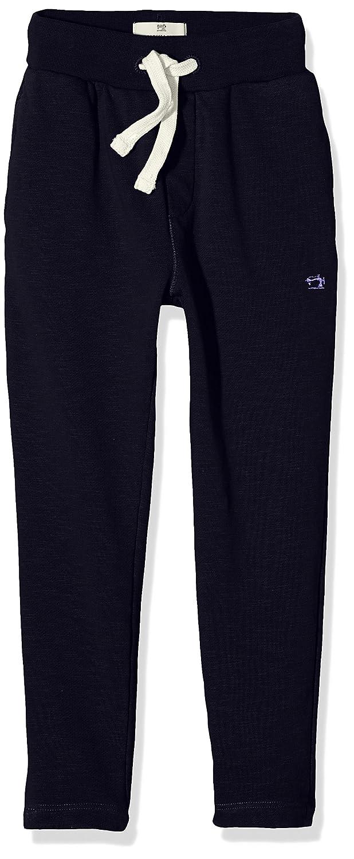 Scotch Shrunk Jungen Hose Basic Garment Dyed Sweat Pants