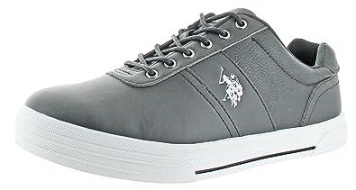 5435a2dfbf7 Amazon.com | U.S. Polo Assn. Helm Men's Low-Top Fashion Boat Shoe ...