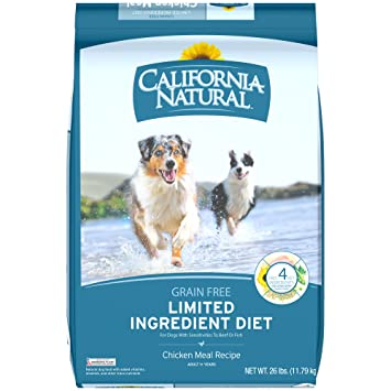 Amazon california natural adult limited ingredient grain free amazon california natural adult limited ingredient grain free chicken meal recipe dog food 26 pounds pet supplies forumfinder Image collections
