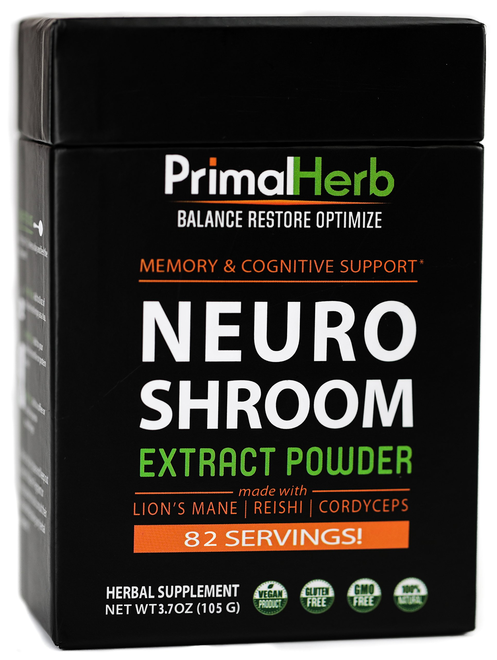 Amazon Com Brain Supplement For Focus Energy Memory Clarity