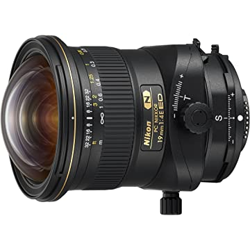 best selling Nikkor PC 19mm f/4E