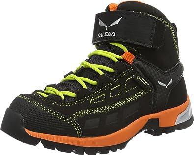 Salewa Jr Alp Player Mid Gore tex, Chaussures de Randonnée