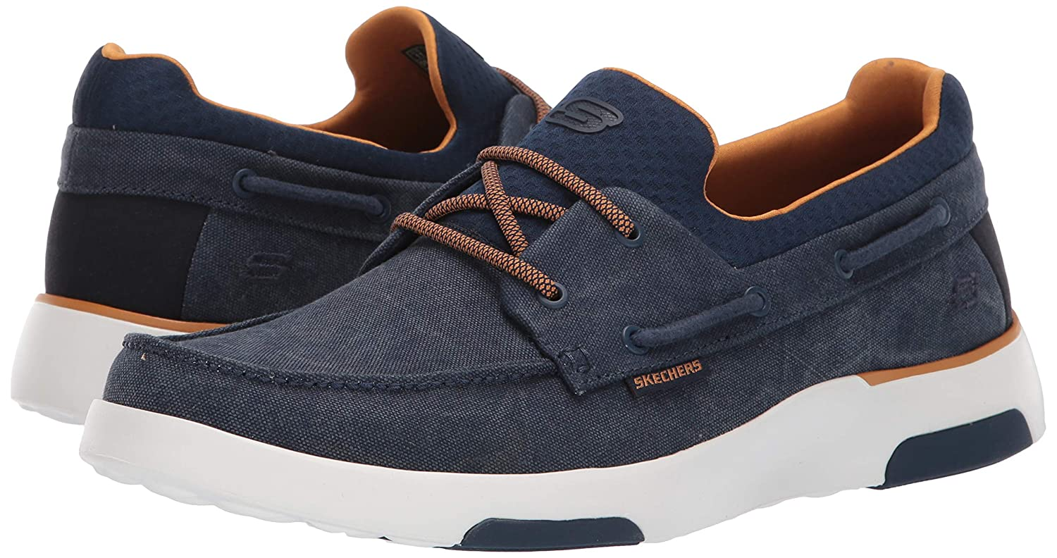 Skechers Bellinger Men's Garmo Shoe Boat UMpzVS