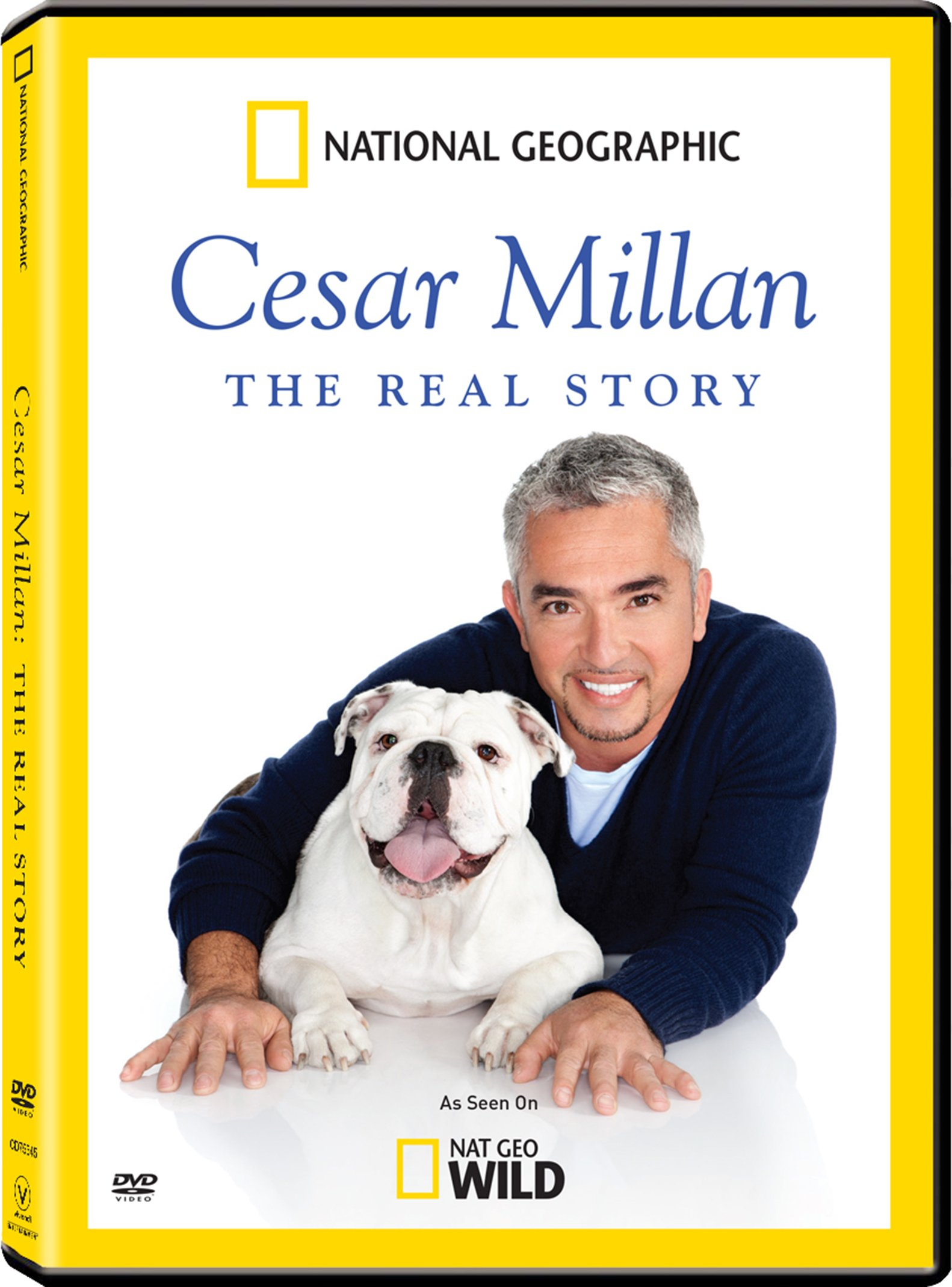 DVD : Cesar Millan: The Real Story (Widescreen)