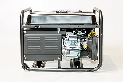 ITCPower IT-GG3000F Generador gasolina: Amazon.es: Bricolaje y herramientas