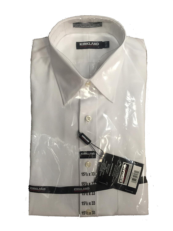 Amazon Kirkland Signature Non Iron 802 Spread Collar Dress