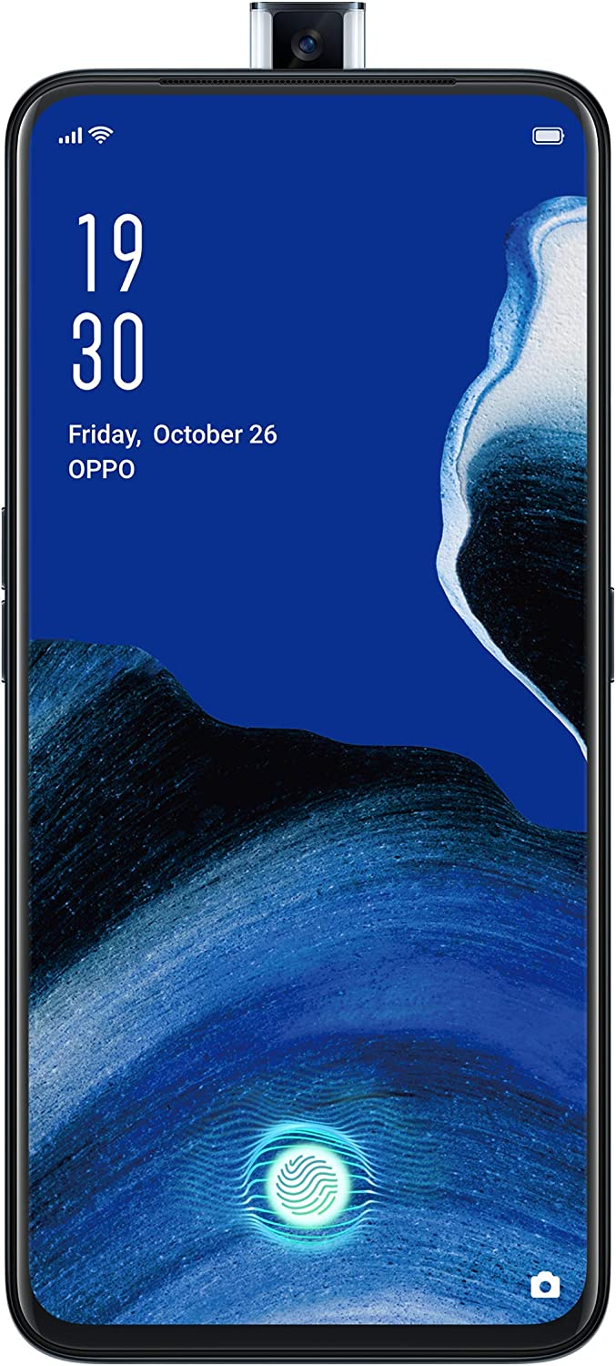 OPPO Reno2 Z (Luminous Black, 8GB RAM, 256GB Storage)