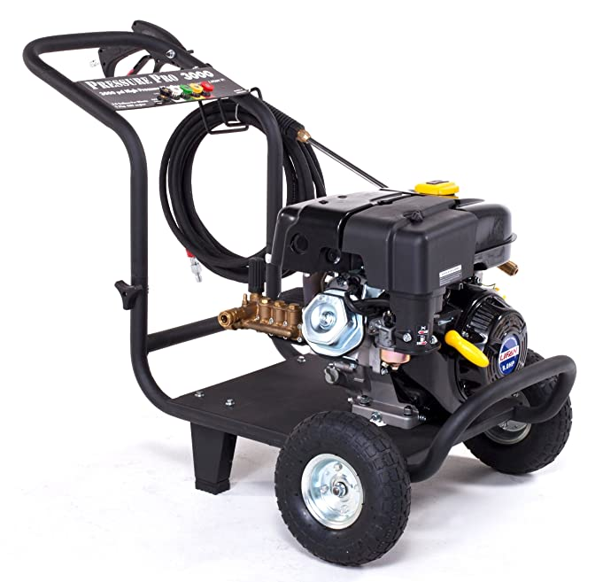 Amazon lifan pressure pro lfq3090 3000 psi 3 gpm commercial amazon lifan pressure pro lfq3090 3000 psi 3 gpm commercialcontractorrental grade pressure washer with 9 hp 270cc industrial grade gas engine and sciox Choice Image