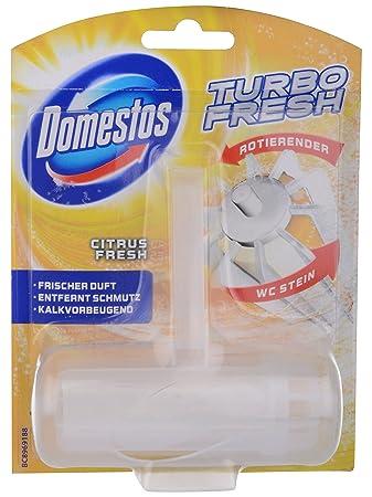 Domestos Turbo Fresh WC-Stein rotierend citrus 38 g