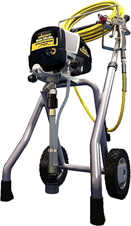Wagner 9155 3000 Psi Airless Twin Stroke Piston Pump Paint