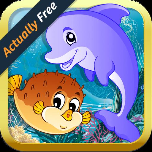 Free Toddler Games: Ocean - Games Toddler Free