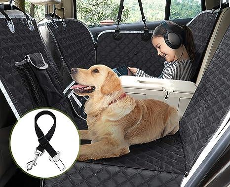 Auto Hundedecke f/ür R/ückbank empfohlen f/ür Ford
