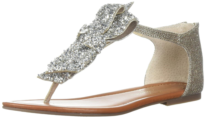 Jessica Simpson Womens Kellise Flat Sandal