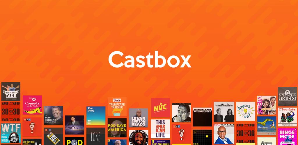 Resultado de imagen de CastBox: Free Podcast Player