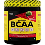 Healthvit Fitness BCAA 6000, Pre/Post Workout Supplement (Watermelon, 200g)