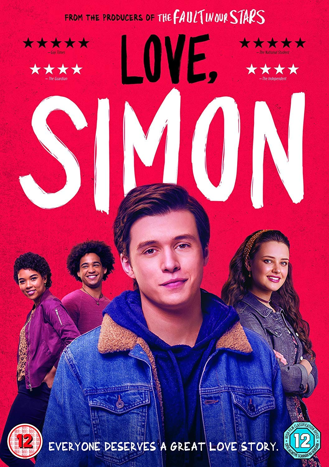 Amazon.com: Love, Simon [DVD] [2018]: Movies & TV
