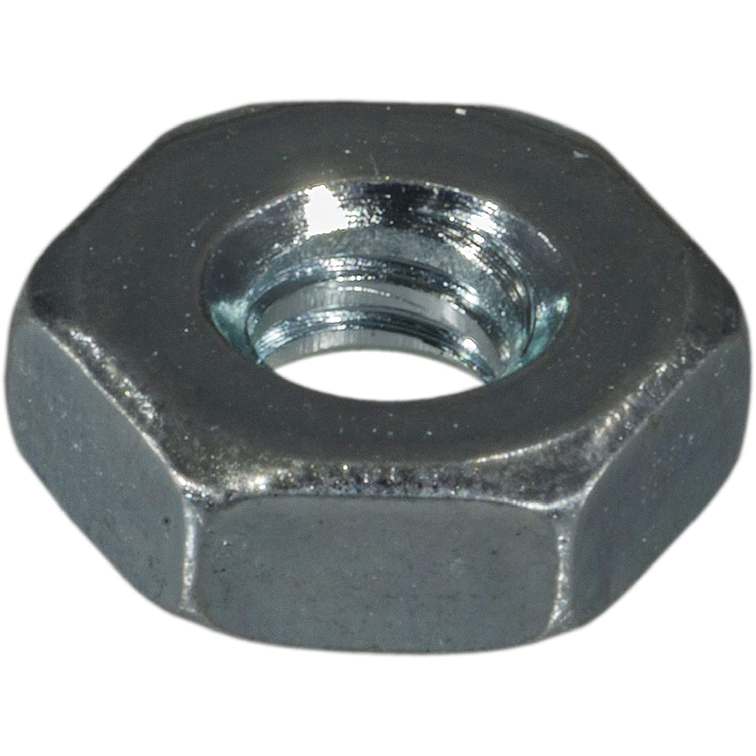 Hard-to-Find Fastener 014973283131 Finished Hex Nuts Piece-100 6-32