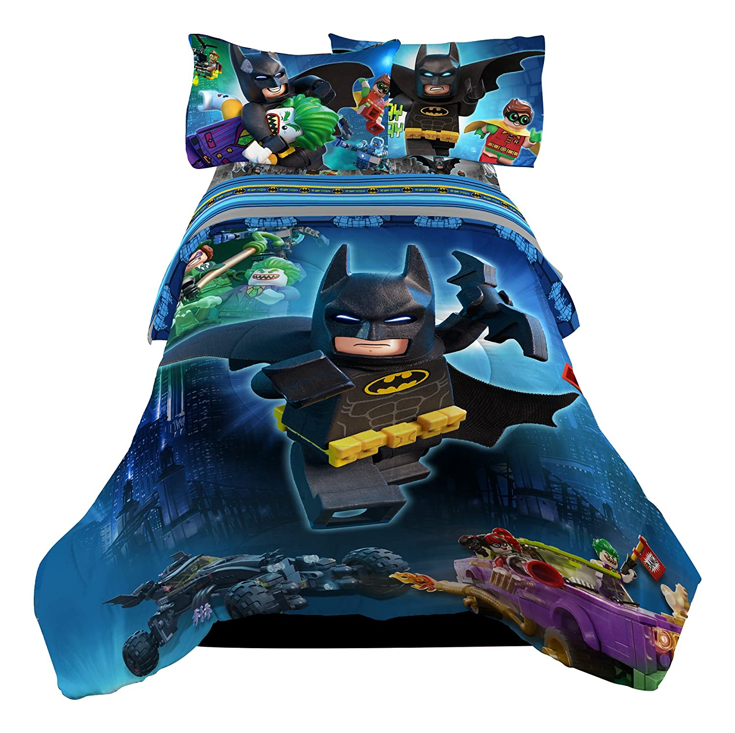 LEGO Batman Way Brozay Twin/Full Comforter