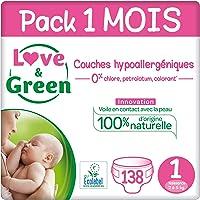 Love & Green Pañales