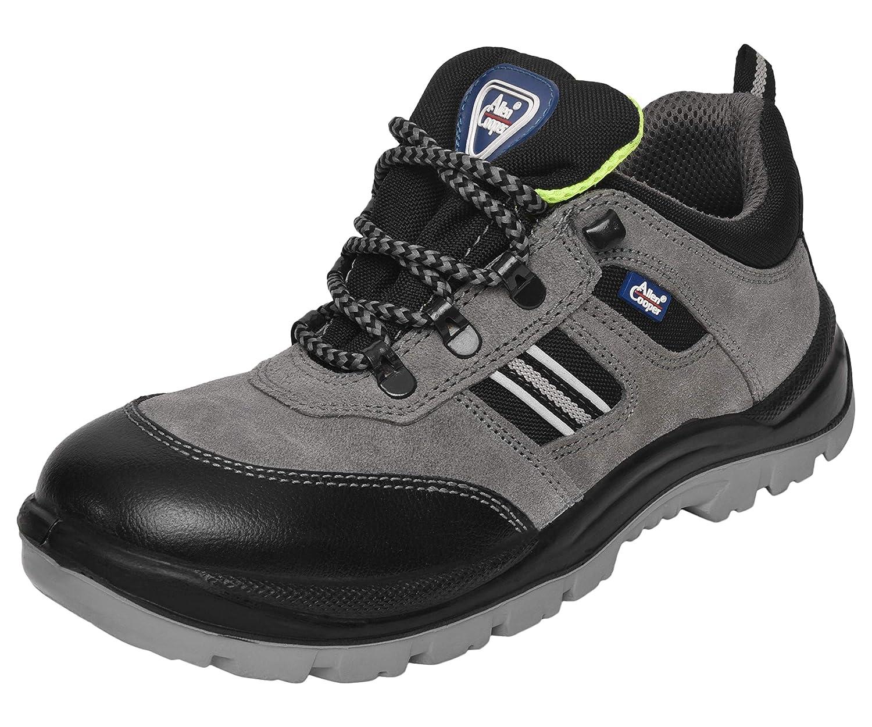 16bd45d7592 Allen Cooper 1156 Men's Safety Shoe, Size-11 UK, Grey