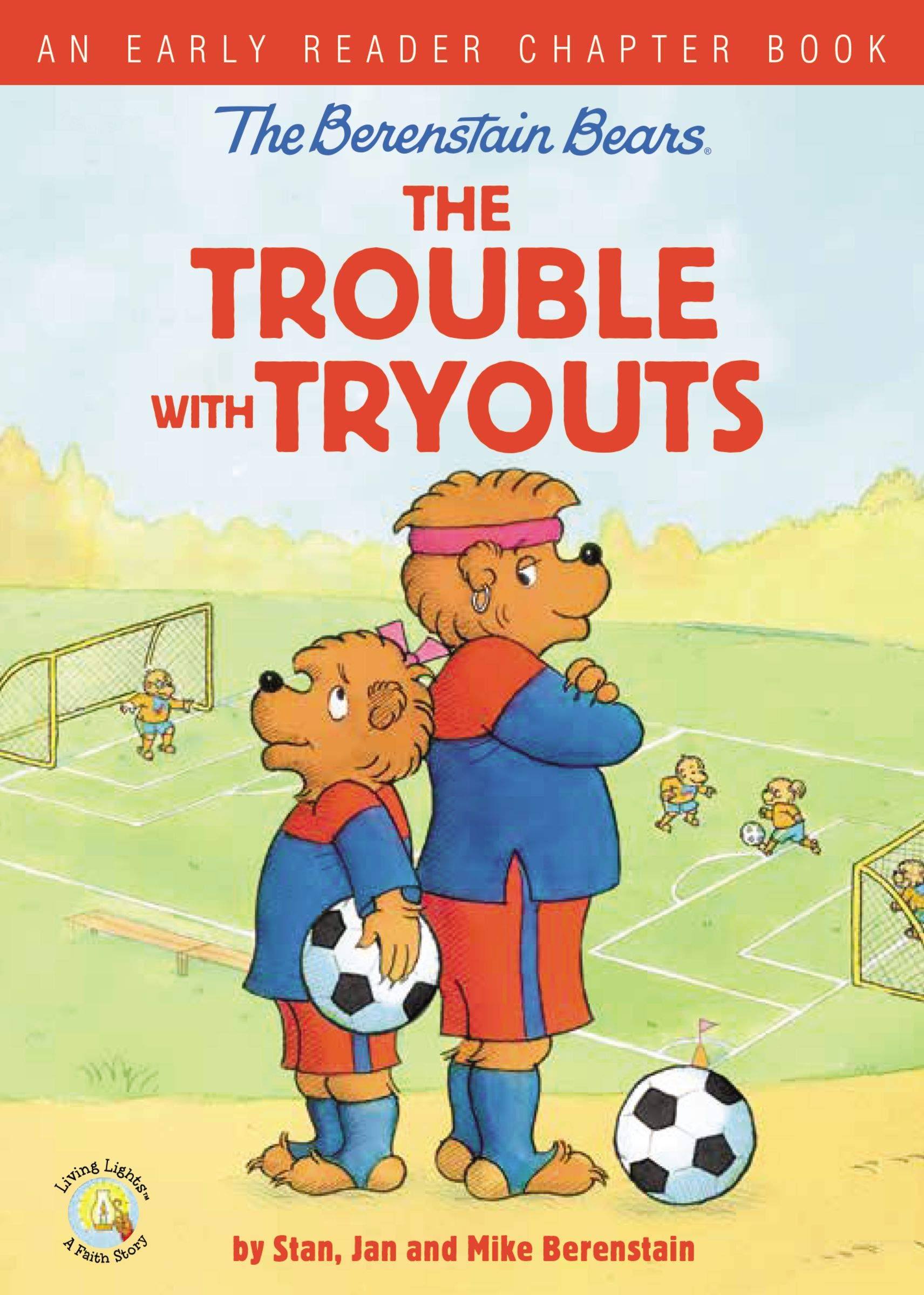 Amazon com: The Berenstain Bears The Trouble with Tryouts