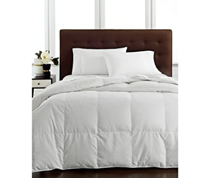 Hotel Collection Hebedcr9975396 Siberian King Down Comforter White