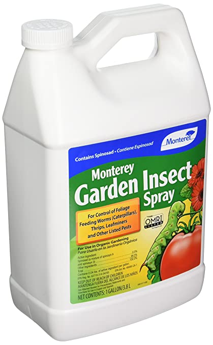 Amazon.com : Monterey Garden Insect Spray with Spinosad Concentrate ...