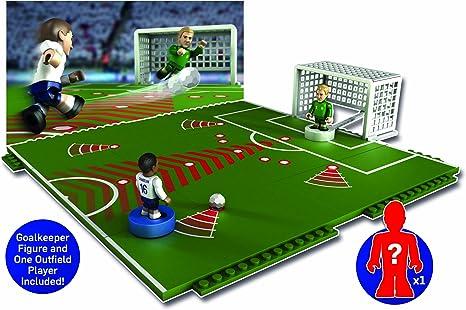 Carácter Opciones Partido Attax Micro Figures 2014 Copa Mundial de Fútbol del Punto septiembre: Amazon.es: Juguetes y juegos