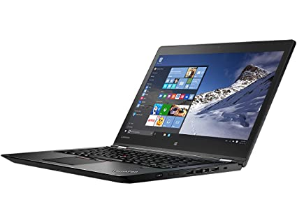 Thinkpad Yoga 14 2-in-1 20FY0002US - Black (14