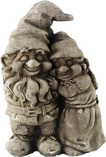 Love Gnomes Garden Statue
