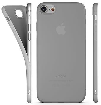 coque iphone 7 fine gris
