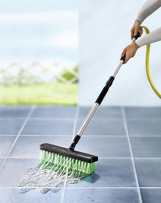 UPP Products Aqua de escoba/Terraza limpiador/agua escoba/schrubber: Amazon.es: Jardín
