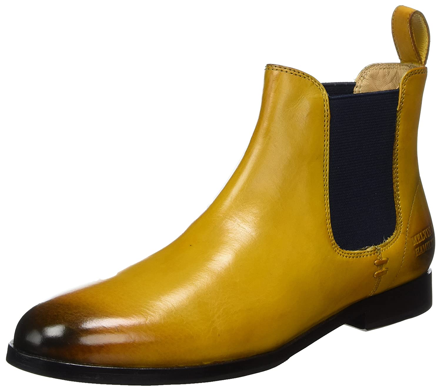 MELVIN & HAMILTON MH HAND MADE schuhe OF CLASS Damen Susan 10  R Chelsea Stiefel