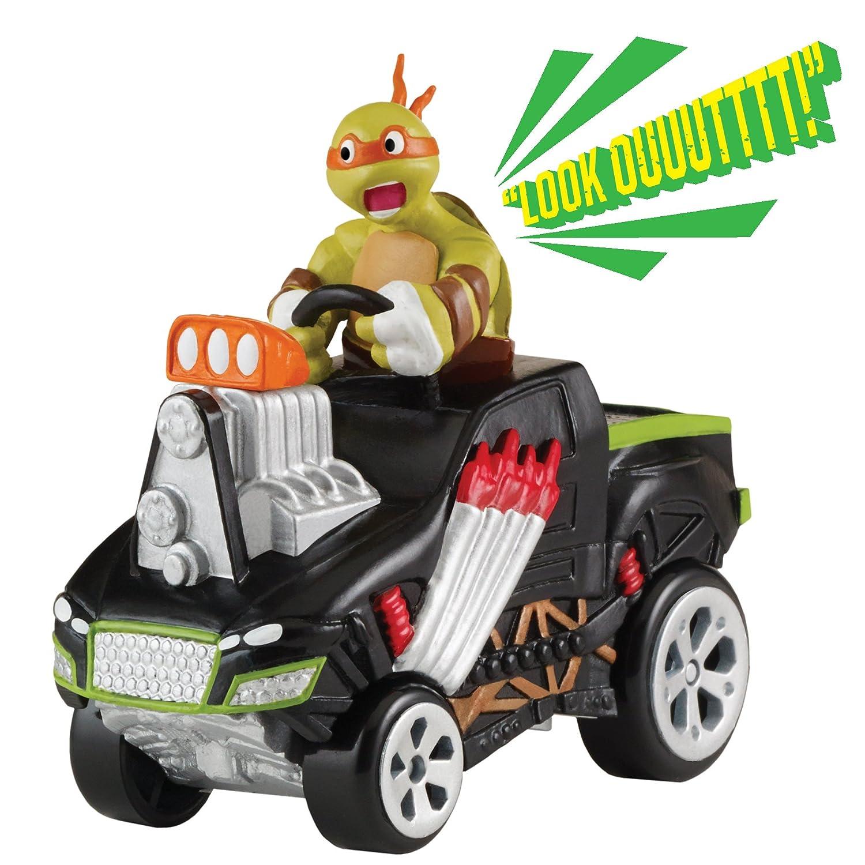 Teenage Mutant Ninja Turtles T-Machines Extreme Monster ...