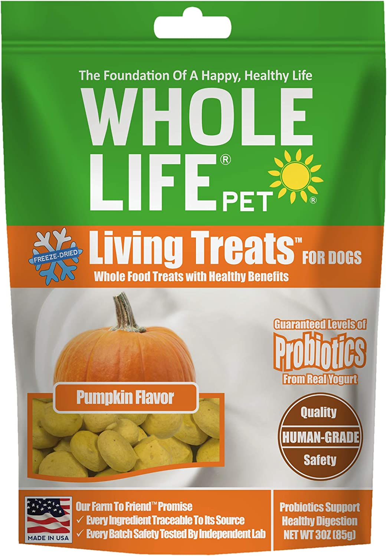 Whole Life Pet Living Treats