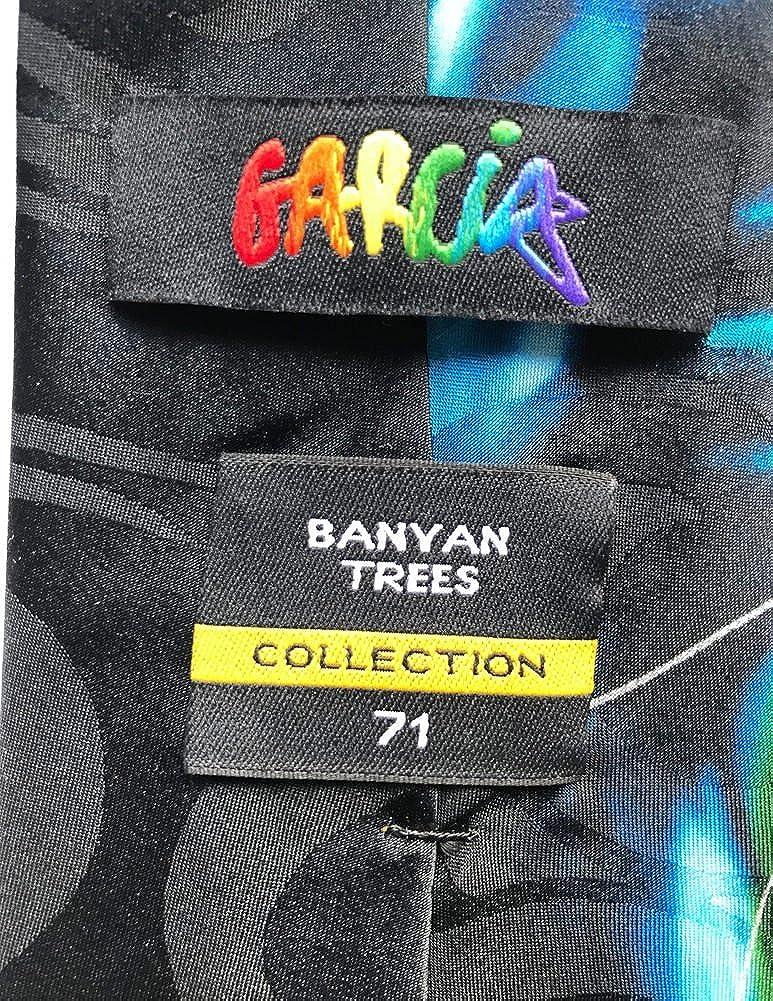 One Size Neck Tie. Jerry Garcia Mens Grateful Dead Necktie Multicoloured