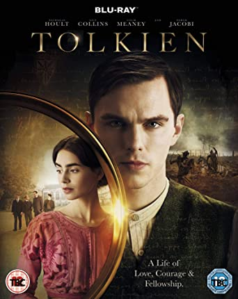 Amazon com: Tolkien Blu Ray [Blu-ray] [2019]: Movies & TV