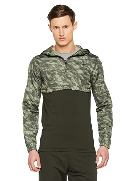 Under Armour Wind Anorak Chaqueta, Mujer
