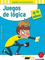 Juegos De Lógica 9-11 Años (Terapias Juegos