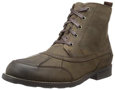 3cc1cb3f84335 Amazon.com   Sebago Men s Coburn Lace Mid Chukka Boot   Chukka