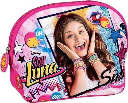 Soy Luna- Neceser Medialuna (Montichelvo 53438): Amazon.es: Juguetes y juegos