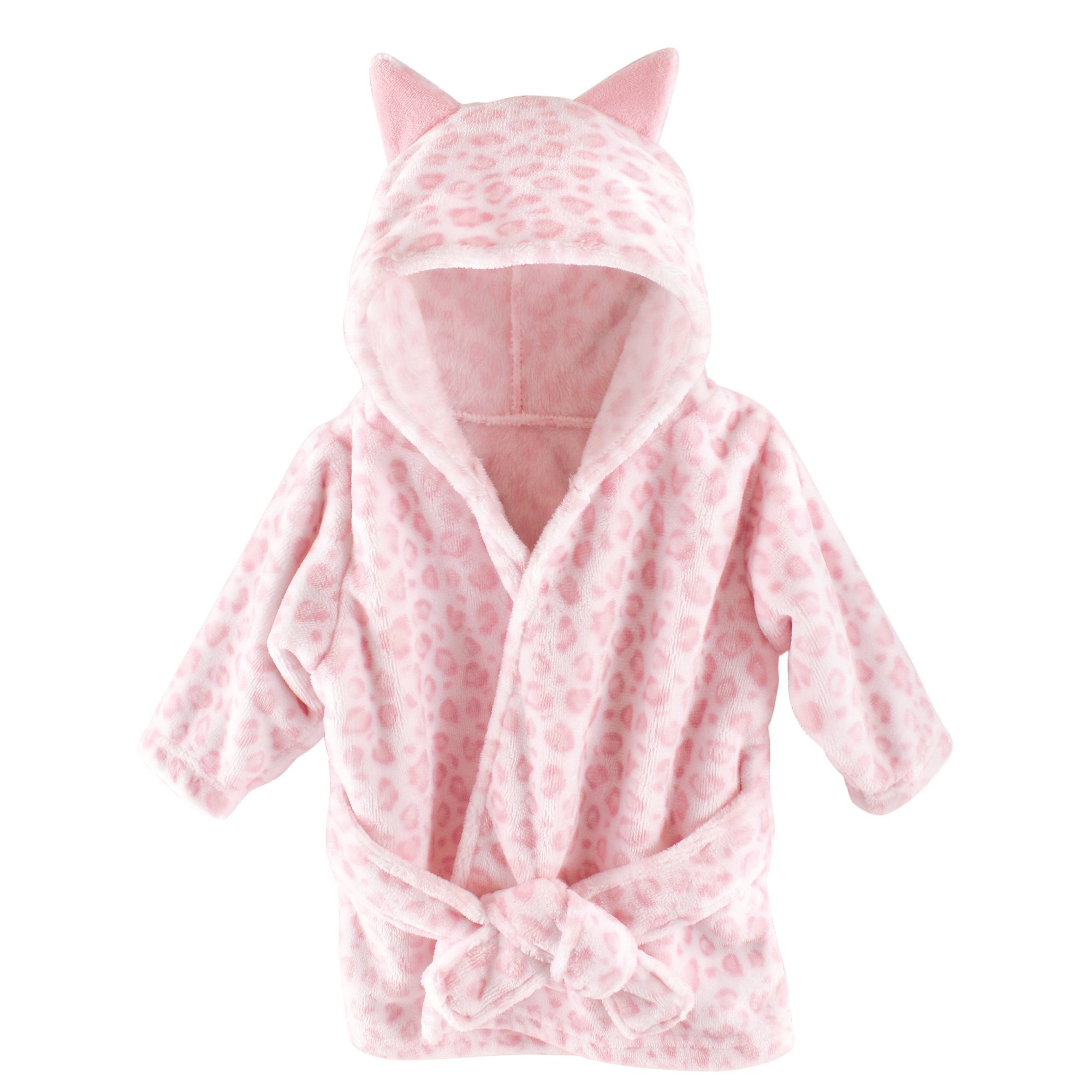 6caf95ca2823 Amazon.com  Hudson Baby Plush Bathrobe