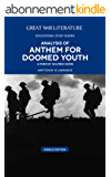 Analysis of Anthem for Doomed Youth (English Edition)