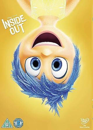 05145571d4 Inside Out  DVD   Amazon.co.uk  Amy Poehler