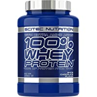 Scitec Nutrition Whey Protein Proteína Chocolate Blanco