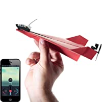 POWERUP 3.0 - Smartphone gesteuerter Elektrobausatz für Papierflugzeuge