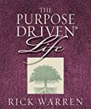 The Purpose Driven Life: What on Earth Am I Here For? (Miniature Editions)