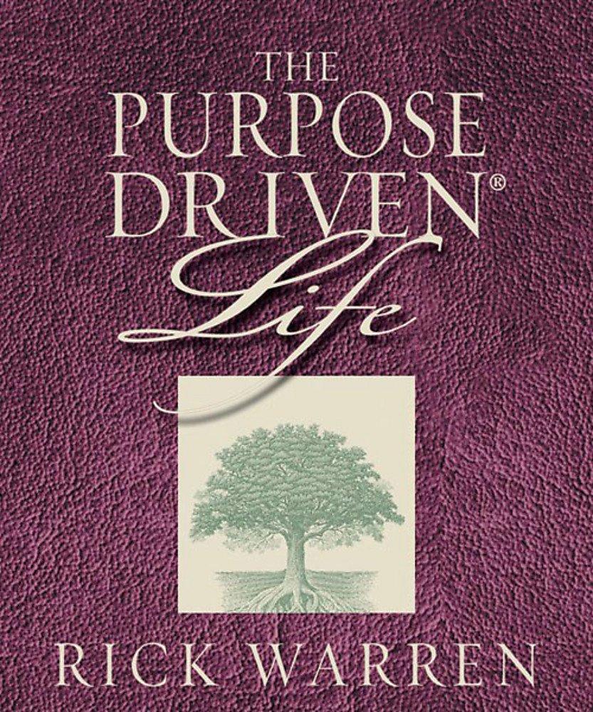 Purpose Driven Life Miniature